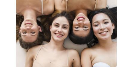 Определите свой тип кожи, ответив на 4 простых вопроса